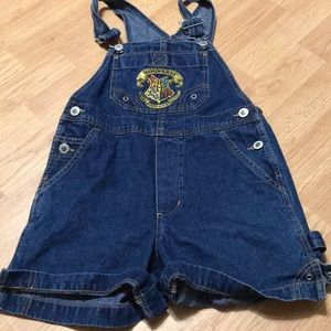 Harry Potter Kids Jeans coveralls Size 7
